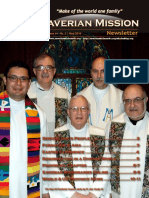 May 2016 Xaverian Missionaries Newsletter