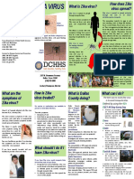 Zika Virus Brochure 2016
