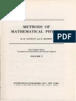Vol I OCR Contents Courant Hilbert MethodsMathPhysics Vol I 575pp