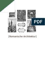 Romanische Architektur