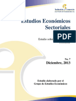 Estudio Sobre Sector Plaguicidas Colombia Diciembre 2013