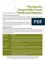 The Case for Responsible Travel