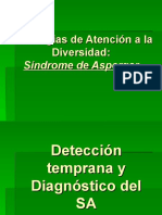 Deteccion y Diagnostico para Asperger
