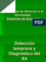 Deteccion y Diagnostico para Asperger