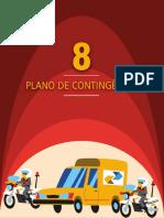 - UNIDADE 8 - Plano de Contingência