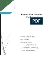 Heat Transfer Project.3