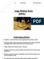Syringe Robot Arm