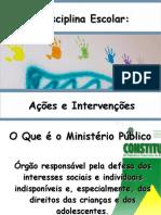 Indisciplina Escolar - Acoes e Intervencoes