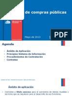 Normativa de Compras Públicas