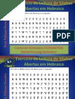 Jeremiah 34.1-2 - Prof. Fabiano Ferreira