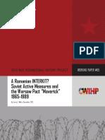 CWIHP Working Paper 65 Watts Romanian Interkit (1)