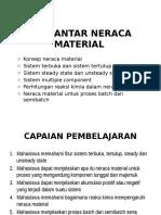 Ch 6. Pengantar Neraca Material