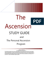 Ascension Study Guide