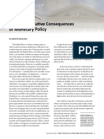 BrQ215 the Redistributive Consequences of Monetary Policy