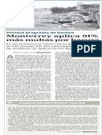 02-05-16 Monterrey aplica 91% más multas por basura