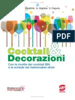Cocktail e Decorazioni Simone Per La Scuola