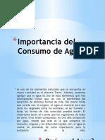 Importancia del Consumo de Agua.pptx