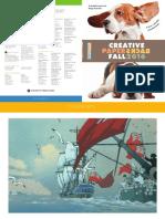 Creative Paperbacks Fall 2016 Catalog