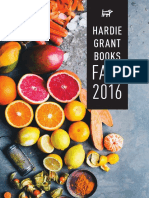 Hardie Grant Fall 2016 Catalog