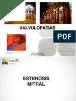 Clase Cardiologia III ( Valvulopatias ).pdf