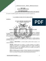 LEY 101 DEL REGIMEN DISCIPLINARIO DE LA PB.pdf