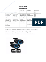 security cameras overview