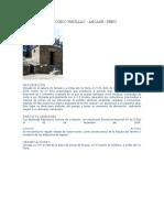 Centro Arqueologico Waullac