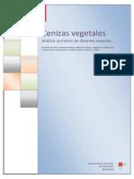 Análisis de Cenizas Vegetales