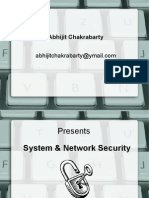 System & Network Security