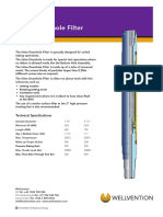 Wv Pid 002 Inline Downhole Filter