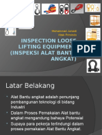 Inspection Loose Lifting Equipment.pptx