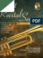 1St Recital Series - Curnow Music