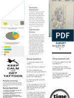 ism survey brochure- got tatts