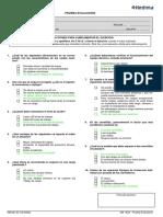 Ma1452 Manejo de Carretillas Examen Formador 2008