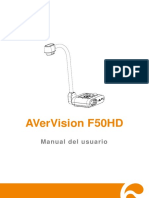 08+F50HD+manual+SP