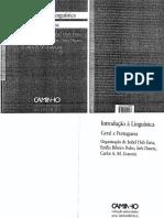 INTRODUÇÃO À LINGUISTICA GERAL E PORTUGUESA.pdf