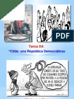 Chile Una Republica Democratica Ppt