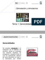 Generalidades Simulacros