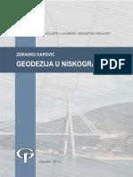 Geodezija u Niskogradnji -Sadrzaj Zagreb