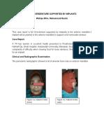 Implant Case Report