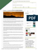 ANDALUCIA – Ya consume más de un 35% en energías renovables!