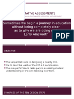 common formative assessments pp 3