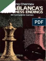 Capablanca's - Best Chess Endings.pdf