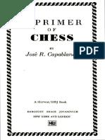 Capablanca - A Primer of Chess.pdf