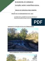 Apresentação Audiência Pública Água de Carrancas - Copia