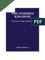 The Finished Kingdom