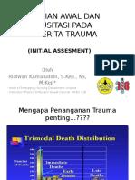 L1 Initial Assesment 2013