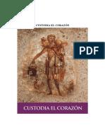 Custodia El Corazon - S.S. Papa Francisco