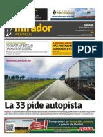 Mirador Provincial - Entrevista por el Libro Ni Tan Hérores, Ni Tan Locos, Ni Tan Solitarios, crónicas de Juan Mascardi