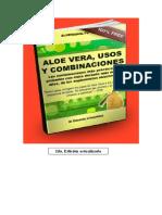 Aloe Vera Usos y Combinaciones